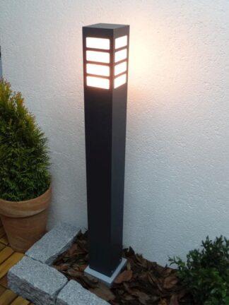 Lampa ogrodowa ARKAD 275