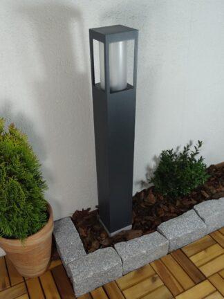 Lampa ogrodowa SQUER 55 - zgaszona
