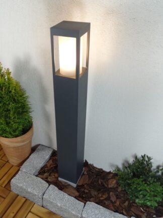 Lampa ogrodowa SQUER 55