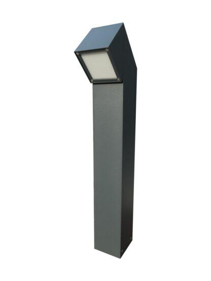 Lampa zewnętrzna - zgaszona