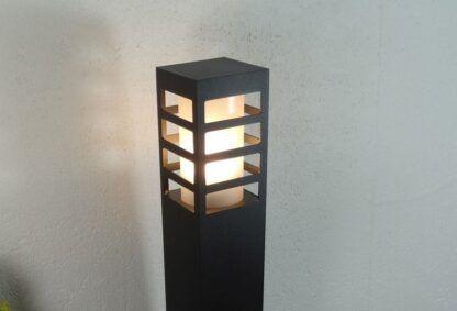 Lampa Oslo z bliska